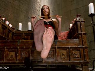 Maitresse madeline's pov sole fetish teaser bonus!