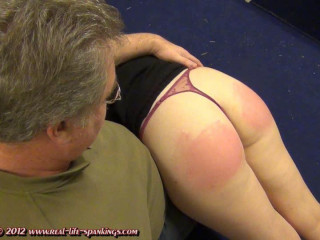 foxxy angel comes back and soundly disciplined part1