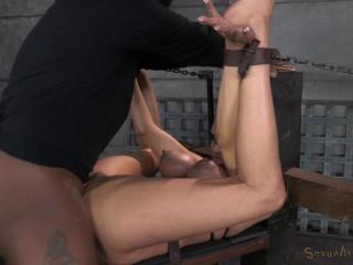 Rain DeGrey - Matt Williams - Jerk Hit - BDSM, Humiliation, Torment