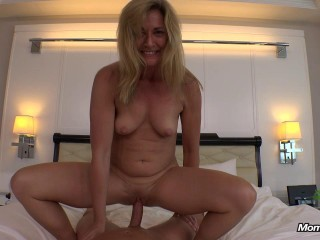 Hubby sends us his wifey to get drilled - May 26, 2016