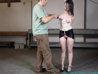 Lexi Lane's Test 1part - BDSM, Humiliation, Torment HD 720p