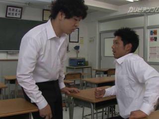Sayaka Oshiro, Koda Yuko, Katsuragi Uni - G-string College (Part 3)