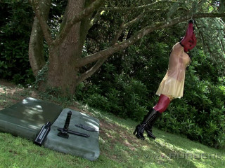 Rubber Sissy Buttfuck Mega-bitch Part 1 (2013)