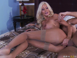 Blondie Lady's Explanations By Fucking Him Ditzy