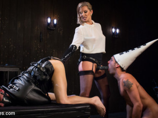 Time Out With Maitresse Madeline Marlowe