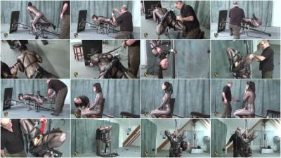 Houseofgord - Kay Serah - Coco-fucked to orgasm HD 2015