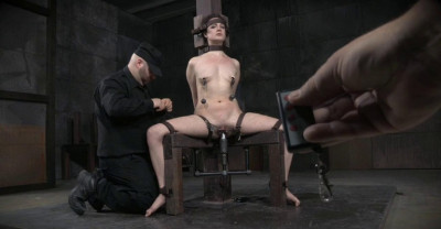 enjoying style spanking girl (Endza-Bondage Monkey Part 3)...