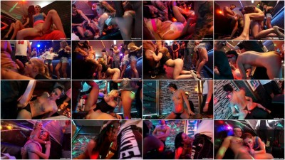 DSO Alter Ego Orgy Part 4 - Cam 1