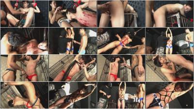 Tied-Up Men 5 - video, watch, download, file