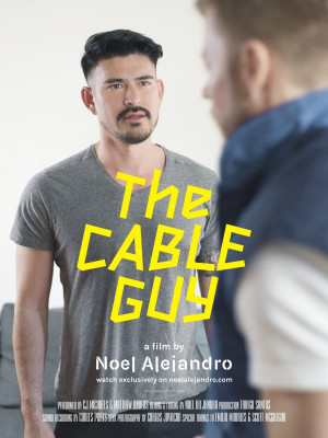 The Cable Guy Cover Front