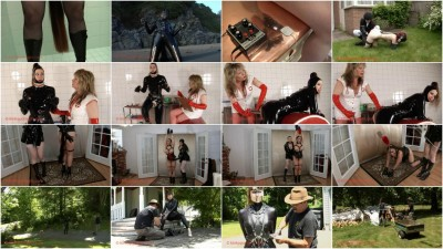 Latex BDSM video 9