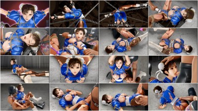 Li disgrace bondage Minuet Touki — Hot 3d HD Video