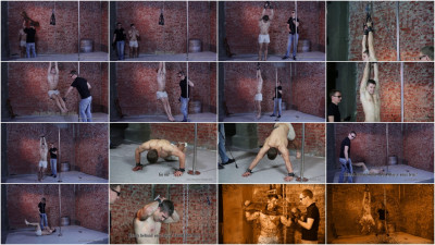 Gay BDSM The Training of Slave Zhenya - Part I