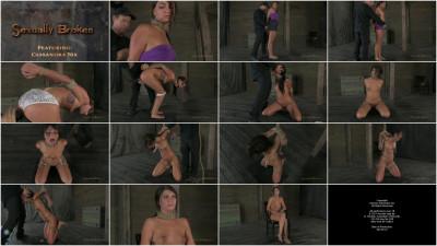 SexuallyBroken - September 05, 2012 - Cassandra Nix