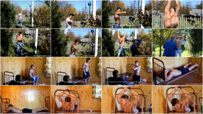 Model Photoshoot at the Dacha 1