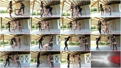 Ballbusting Psych Out - Elena Sin & Jean Bardot