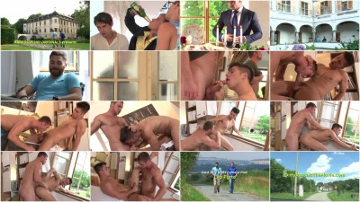 Dirty Rascals sensual undraped gay swart men Ep2 Dirty Deeds homosexual rugby locker.