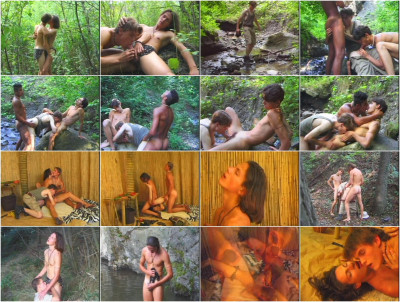 Jungle Boys (worlds video, bare, suck, group sex)