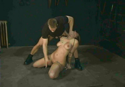 Full-Body Service In BDSM Video