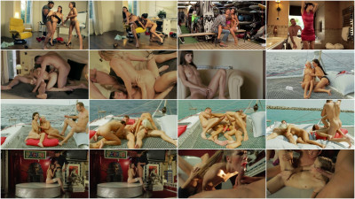 Private Gold 188: Barcelona Heat - Love Found
