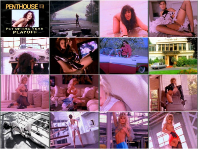 Penthouse - Pet Of The Year Play-Off 1993
