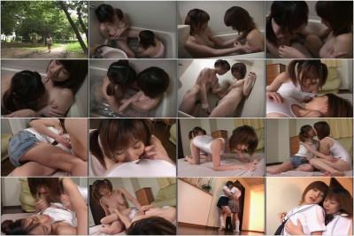 XY-53D - Lesbian Schoolgirls With The Elder and I. Konomi Sakura & Yuka Satsuki