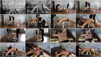 Gay BDSM A New Captive From Shibari Maestro - Final
