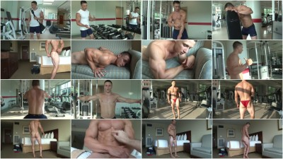 Pumping Muscle - Photo shoot.