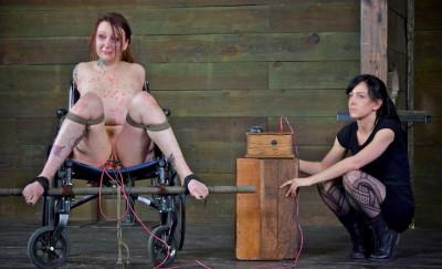 Pricked nipples Part 3