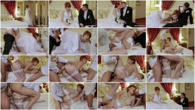 Lucy Bell - Naughty Redheaded Bride