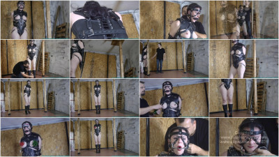 He Wanted a Pony Girl for Christmas 4part - BDSM, Humiliation, Torture HD 720p