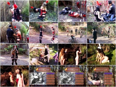 Pony Girls - Tamed Trained & Tortured [2006\DVDRip]