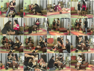 bdsm The Adventures Of Jewell and Gina Rae