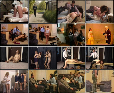 Vip Full Collection Lupus. 11 Clips. Part 1.