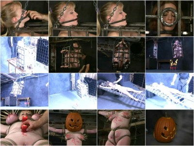Insex - Pumpkin Queen (Live Feed From November 3, 2001) RAW