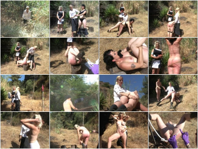 Spanking Big E 5 - Hidden Canyon Ranch DVD