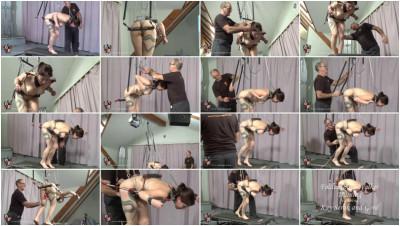 Kay Serah Folded Butt Walker Training
