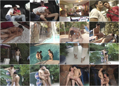 Romance at the Blue Moon Resort - oral, spa, stud, sex