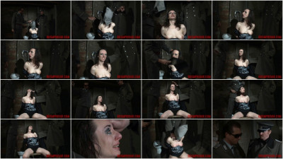 Nadja is Imprisoned And Will Endure BDSM Punishment And Head Games (2015)