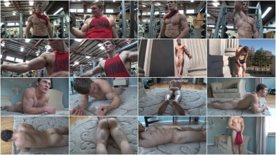 Pumping Muscle Jeremiah E Photoshoot Part 2 - pumping, gays gay, gay adoption...