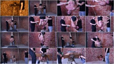 Gay BDSM RusCapturedBoys – Captured worker - Final Part