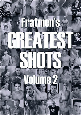 Fratmens Greatest Shots 2 Cover Front