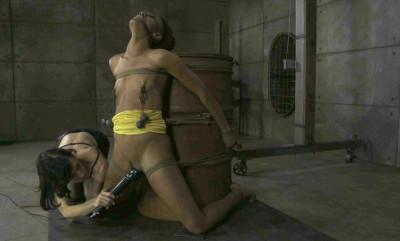 bdsm My Time In The Barrel-Nikki Darling
