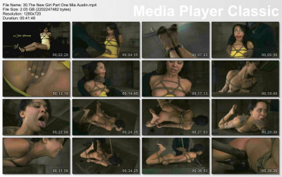 The New Hot Girl Part One Mia Austin