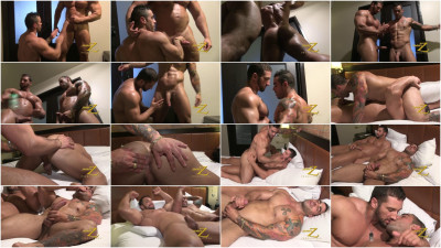 Christian Power and Emiliano - Shower and Suck , gay urinate gay.