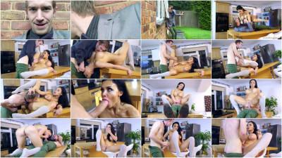 Aletta Ocean - Peeping The Pornstar FullHD 1080p