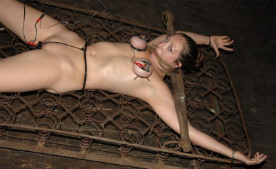 Electrical torture for beautiful body