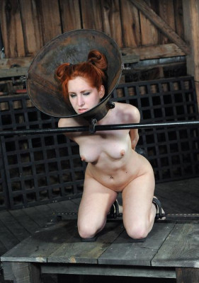 Redhead lover of BDSM anal