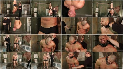 Gay BDSM The Guy Caught On The Street Final Part