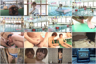 Dop! Dash Out! Swim Meet Filled With Men - Sexy Men HD